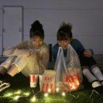 夜のピクニック