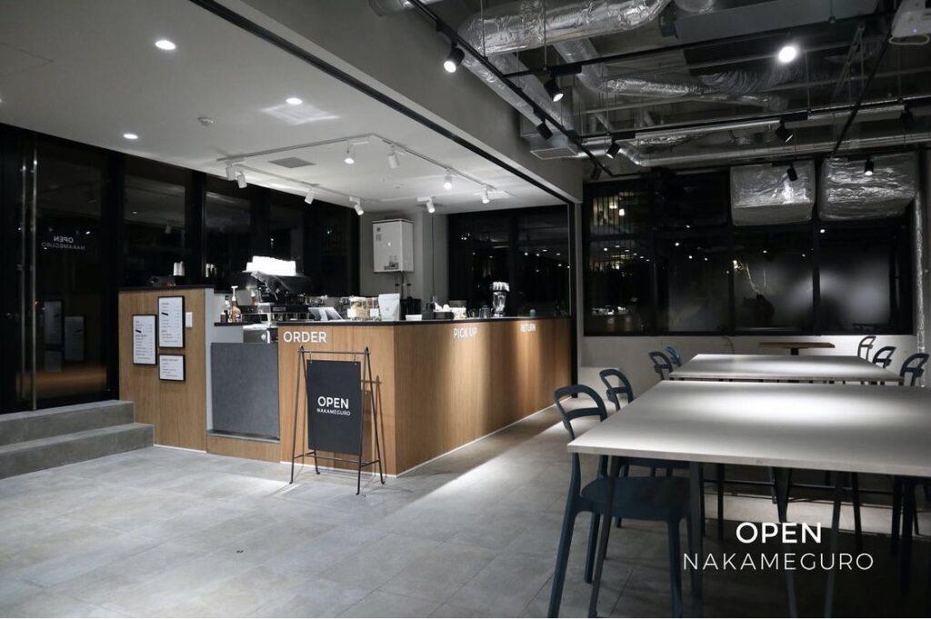 open nakameguro