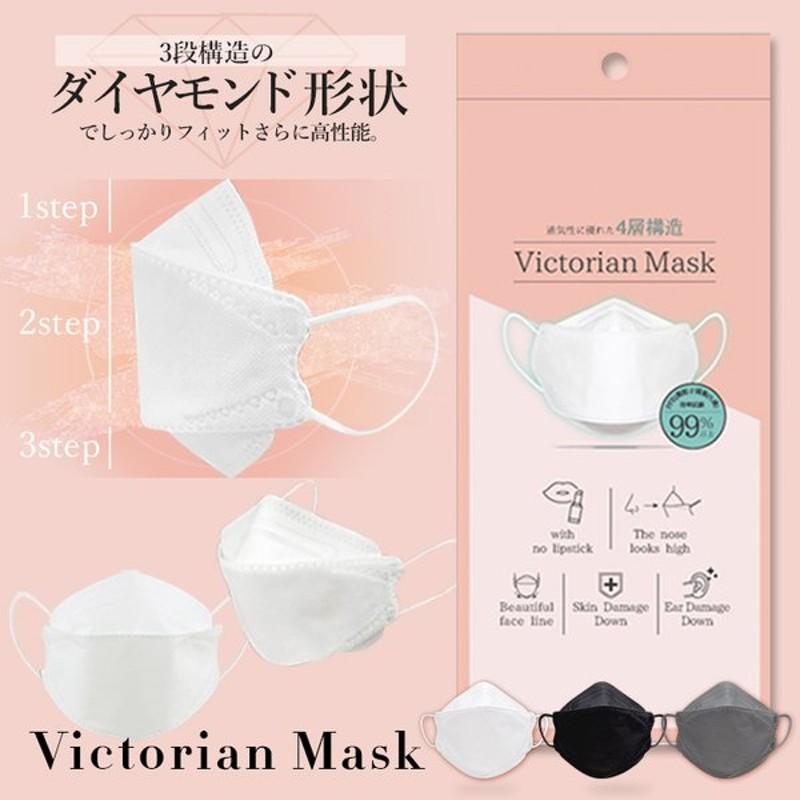 Victorian Mask(ヴィクトリアンマスク)
