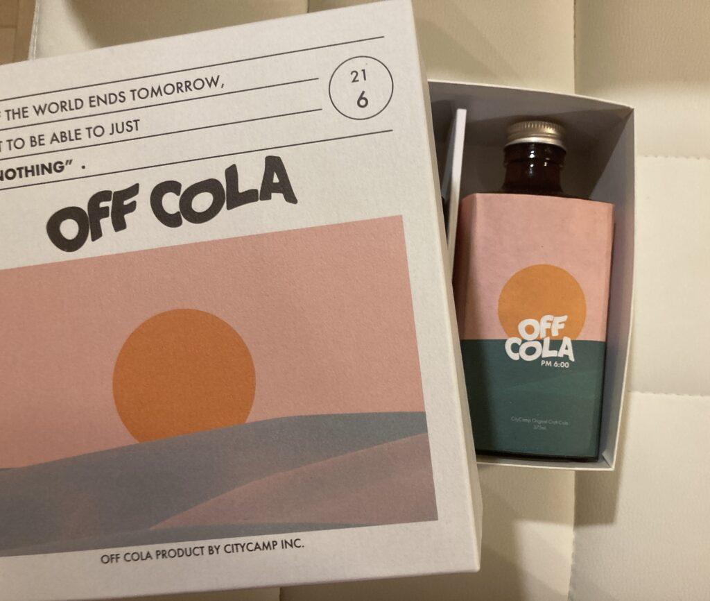 OFF COLA(オフコーラ)