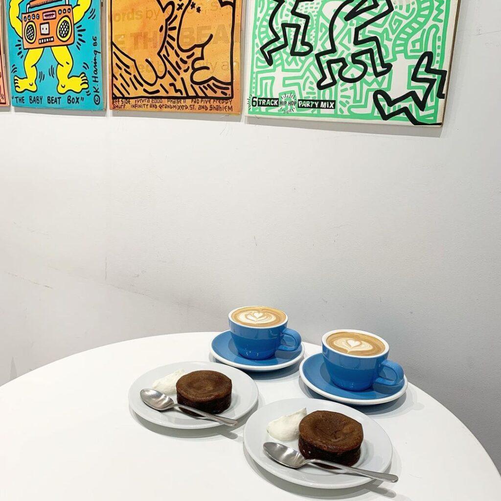 agnes b.cafe渋谷店(アニエスベー カフェ)