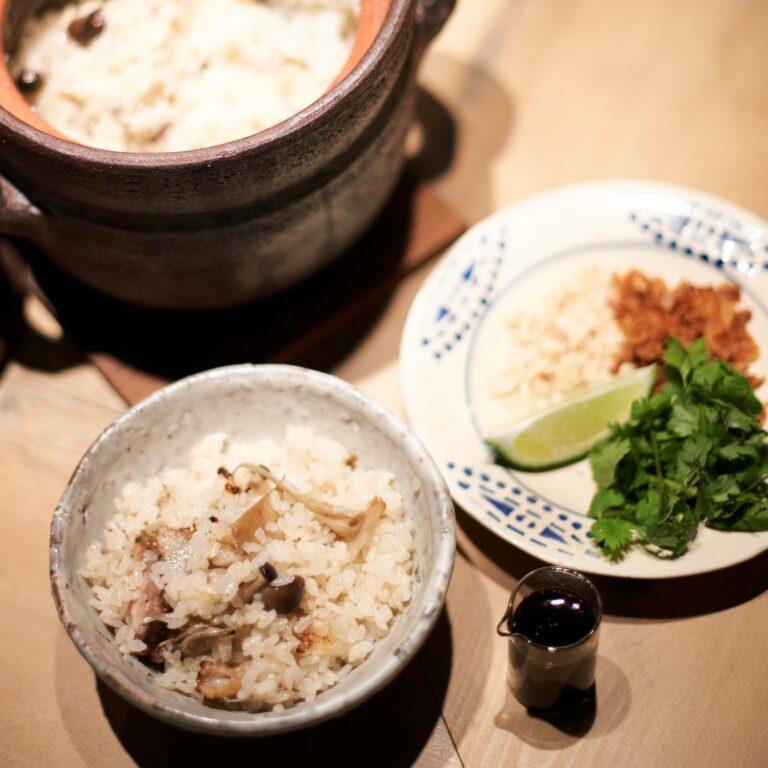 アジア風土鍋ご飯